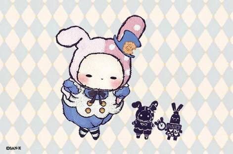 うさぎのキャラクター♡