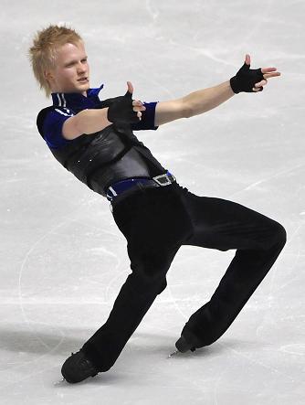 好きなフィギュアスケーターの衣装を貼ろう