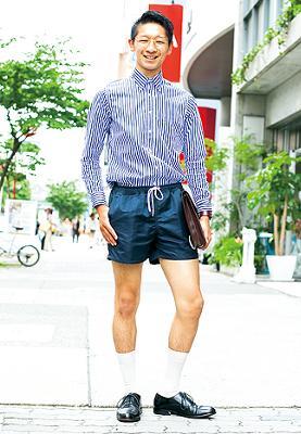 ダサくて驚いた彼氏の服装