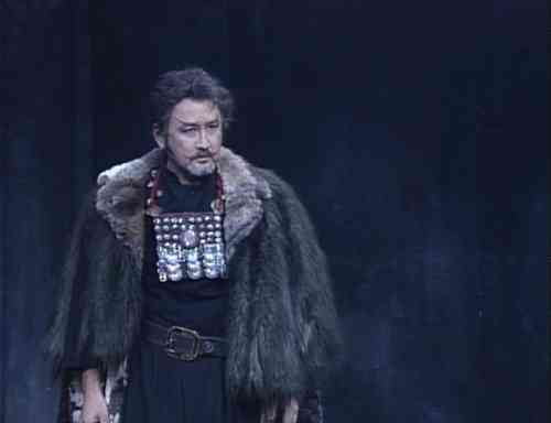 舞台でのお芝居が好きな俳優さん