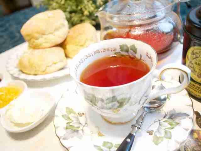 コーヒーと紅茶、どっちが好きですか?