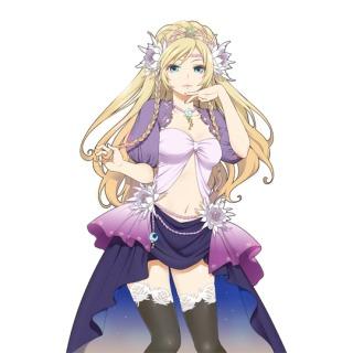 【二次元】かわいい金髪のキャラクター