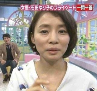 石田ゆり子の妙なポーズに「元気出た」「癒し」