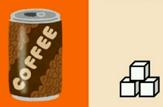 コーヒーや紅茶などを飲むときは砂糖どのくらい?