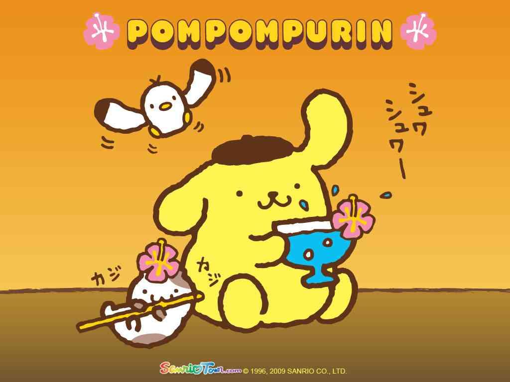 *ポムポムプリン好きな人!*