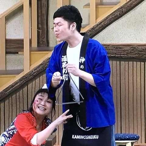 吉本新喜劇で好きなギャグは何ですか??