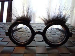 アラフォーのメガネ