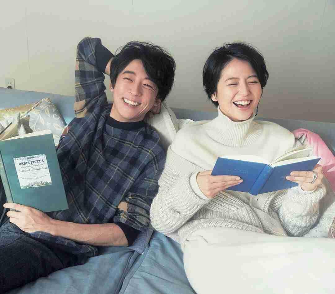 長澤まさみ&高橋一生、色気醸し寄り添う 「Oggi」2ショット表紙