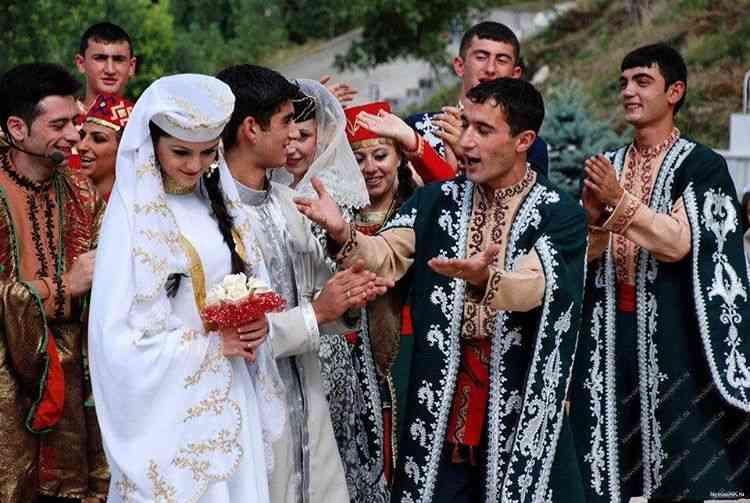 Армянская свадьба - традиции и обычаи. - Армяне Мира 76