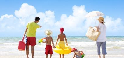 夫の家族との旅行には妻も一緒じゃなければいけないのでしょうか?