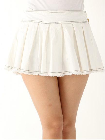 スカートの丈