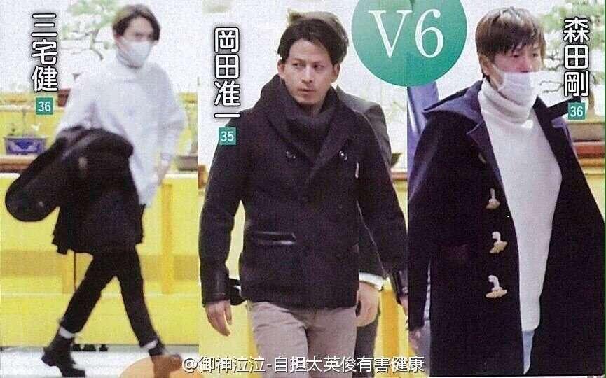 そろそろV6ファン集まれ〜!!!!!!Part2