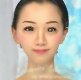 【SNOW】画像を加工しまくって幻の美人をつくろう【フォトショ】