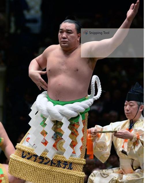 元横綱・日馬富士に略式命令 罰金50万円 鳥取簡裁