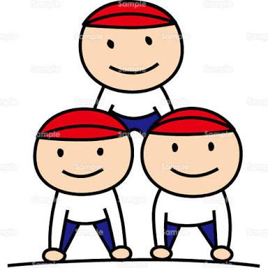 小学校で組体操やりますか?
