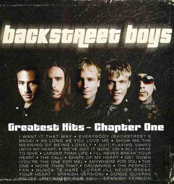 「backstreet boys」を語りたい