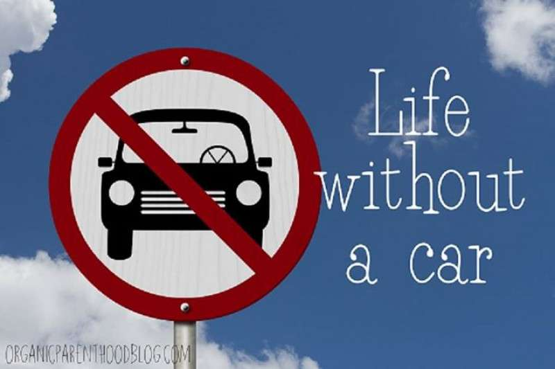 車を持たない理由は何ですか?