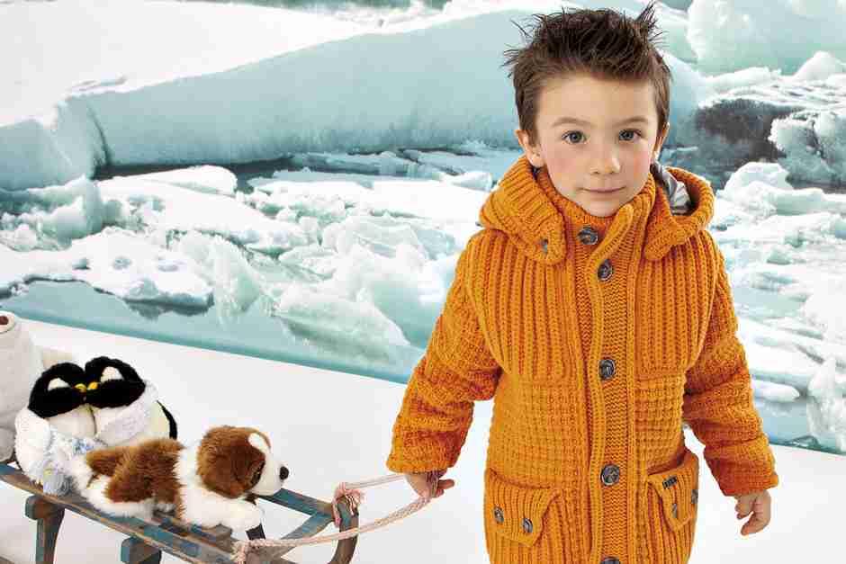 寒くても貫くファッションのこだわり