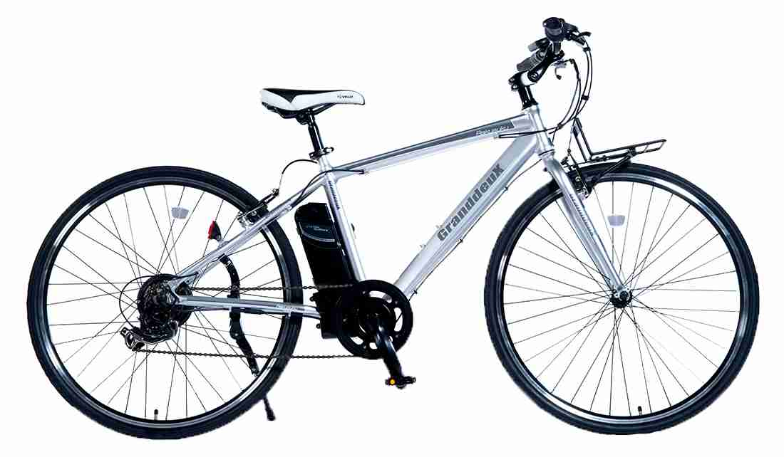 電動自転車に乗ってるかた