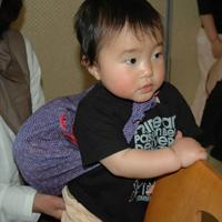 【1歳】初めての誕生日