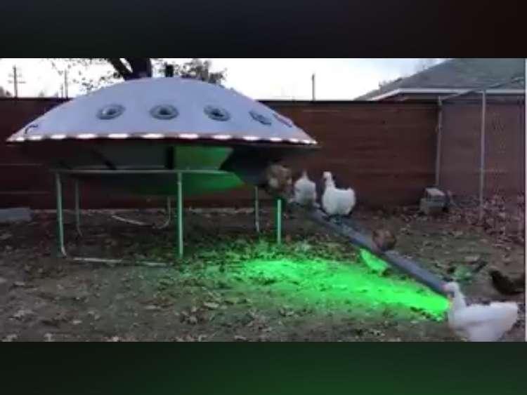 UFO見たことある人!