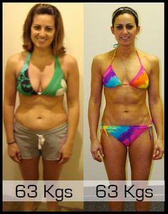 ダイエット、トレーニングしてる人の目標体型は?