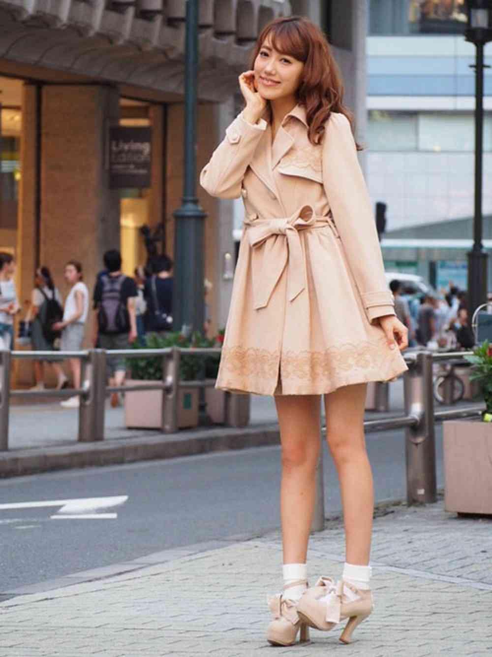 可愛い系ファッションが好きな方!