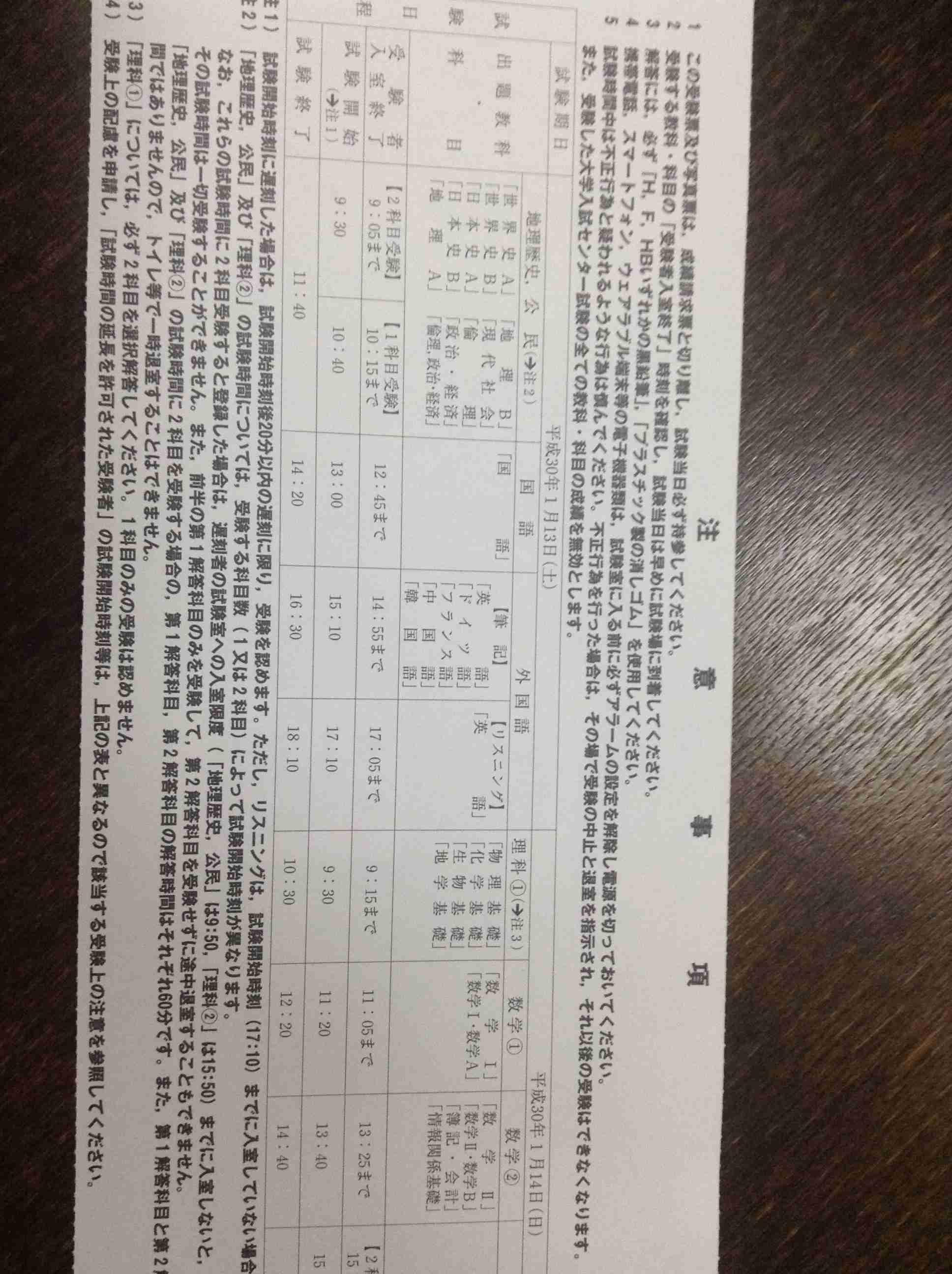 センター試験中に受験生が嘔吐 監督者が中止せず44人が再試験に