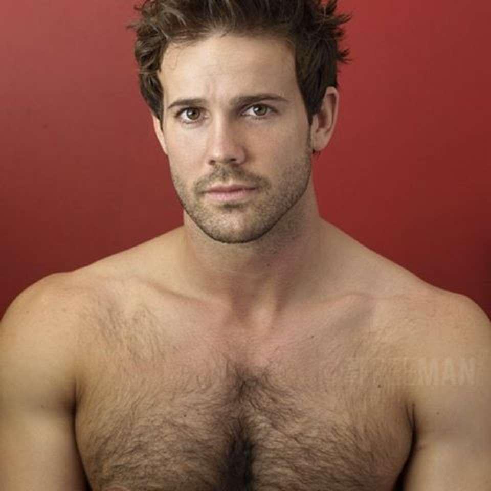 胸毛好きな人‼️