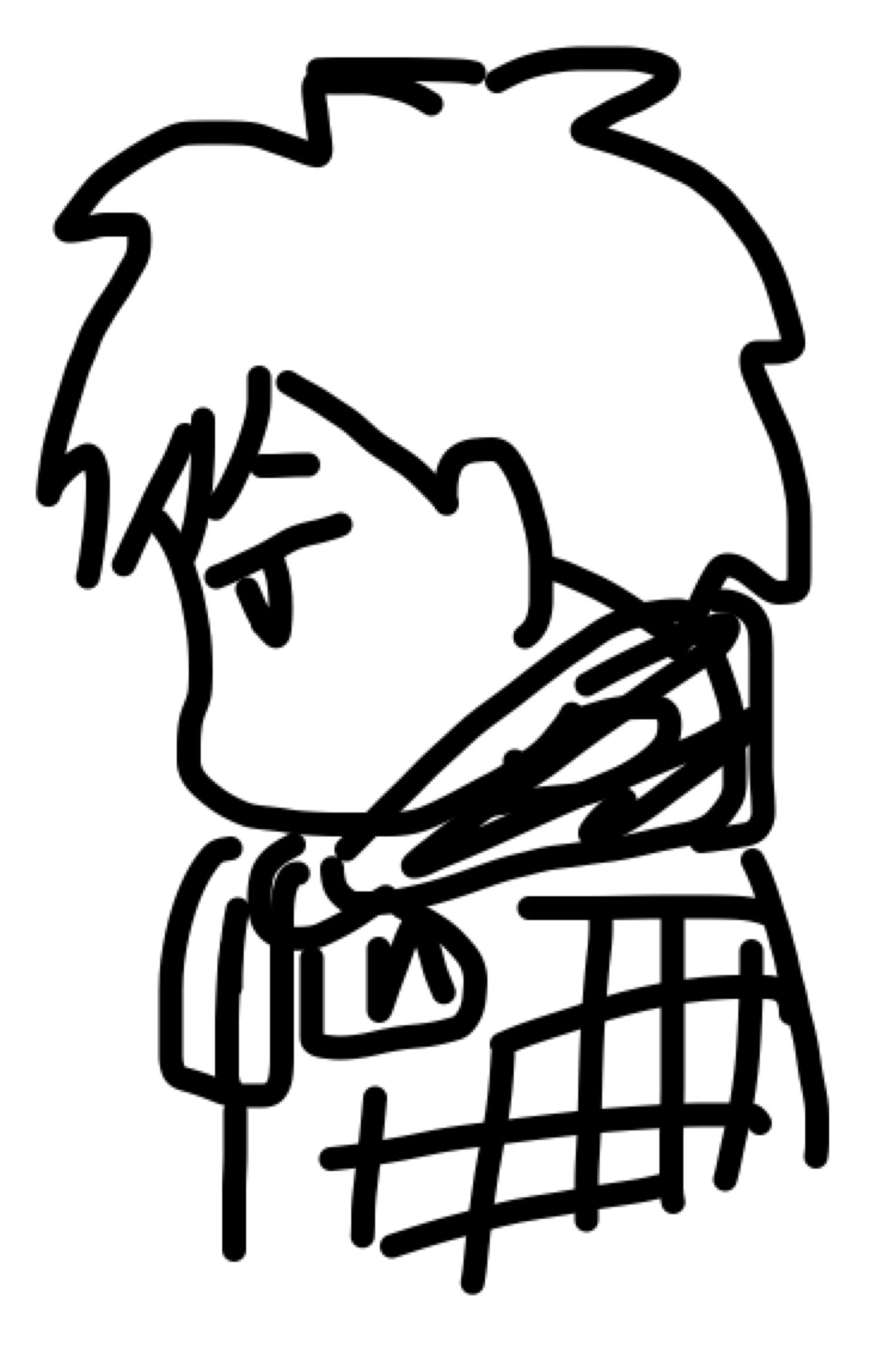 30日間人間を描き続けるトピ part8