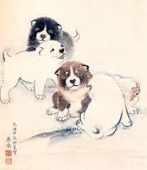 北海道犬 寒さ、へっちゃら 札幌・すくすく育つ