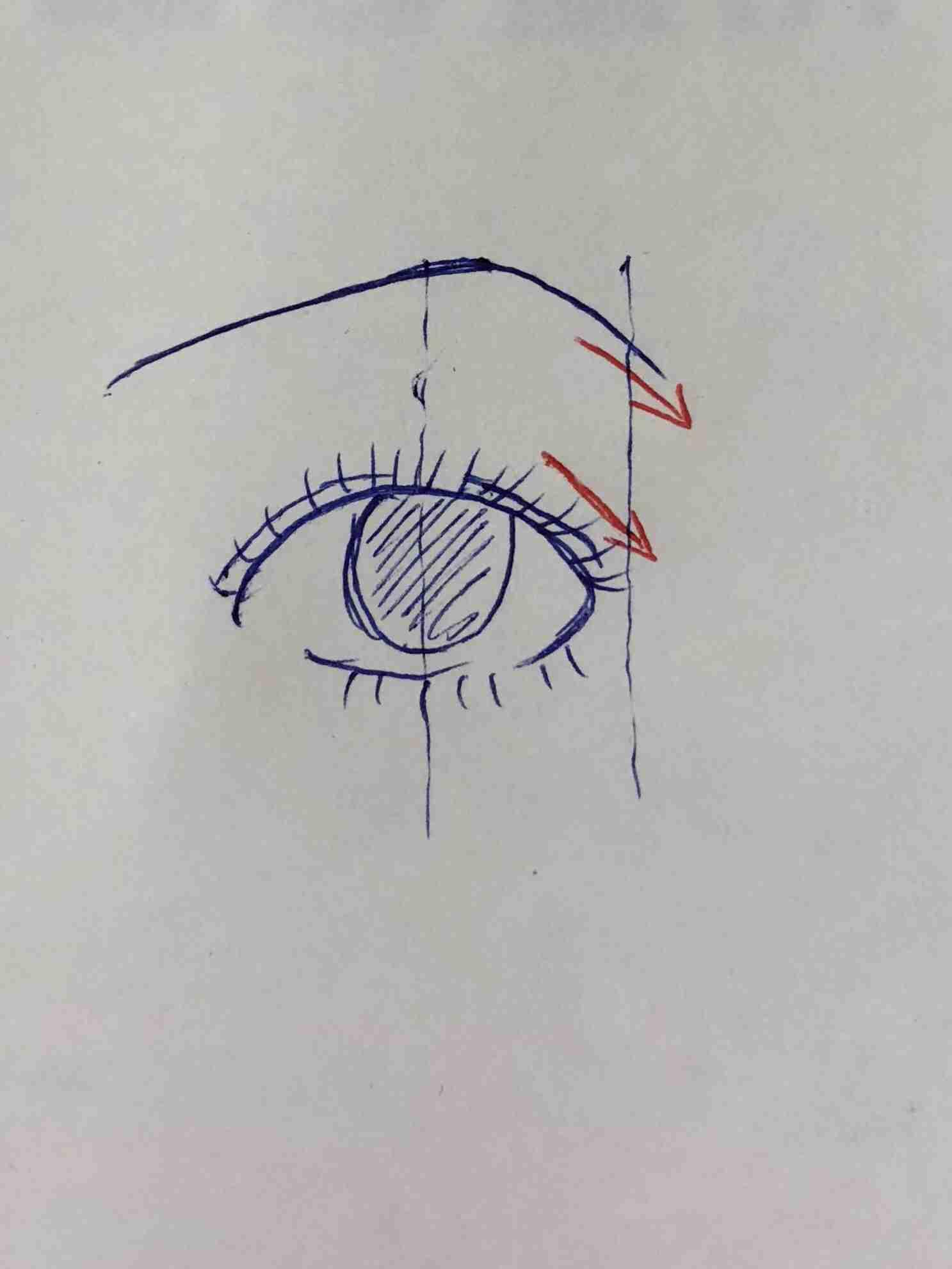 上手な眉毛の書き方