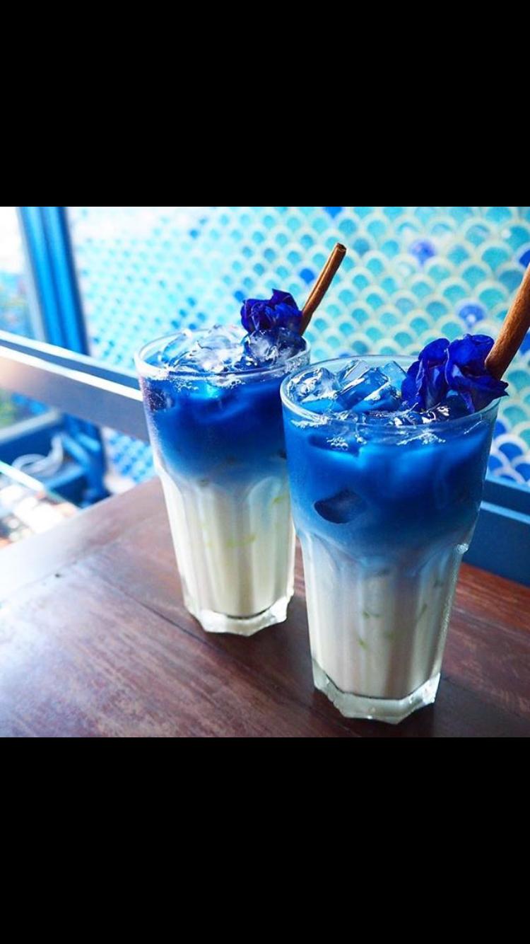 青い画像の集まるトピ!