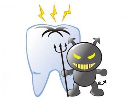 子どもの虫歯
