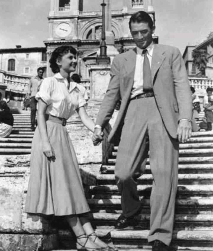 映画  『ローマの休日』を語ろう