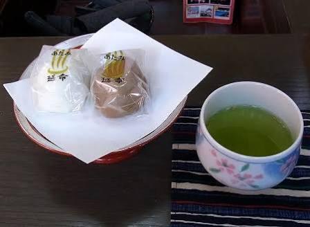 緑茶が好きな方、お話ししましょう。