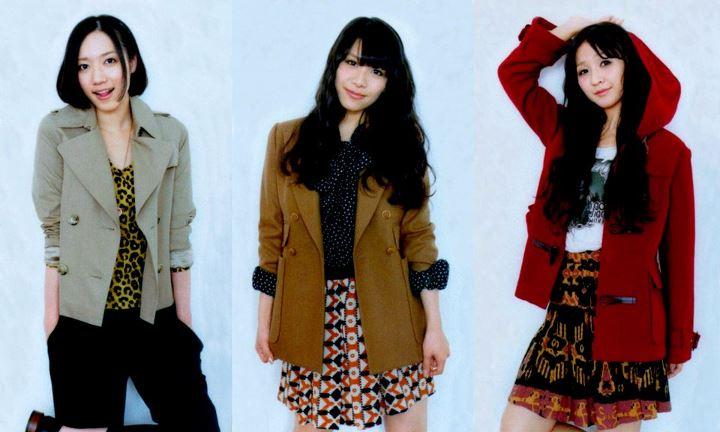 【Perfume】どの衣装が好きですか?