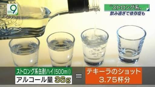 ストロング系飲料が人気集める 依存症当事者は危険性を指摘