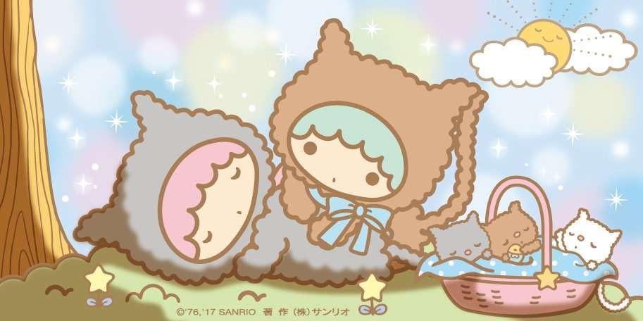 寝ているキャラクターの画像を貼るトピ