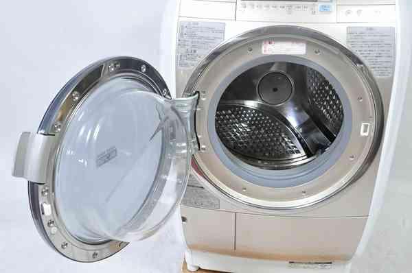 洗濯機のなかで5歳児死亡 誤って閉じ込められたか