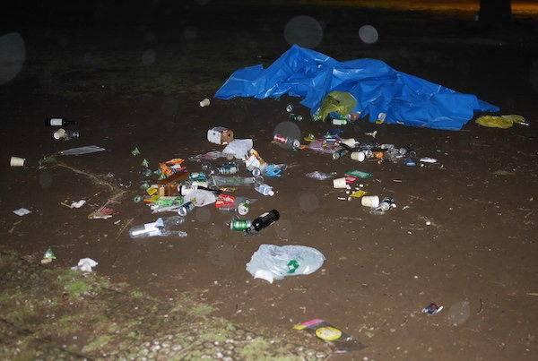 ゴミ捨てはいつしていますか⁇