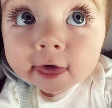 赤ちゃんの面白い画像をいっぱい見たい!
