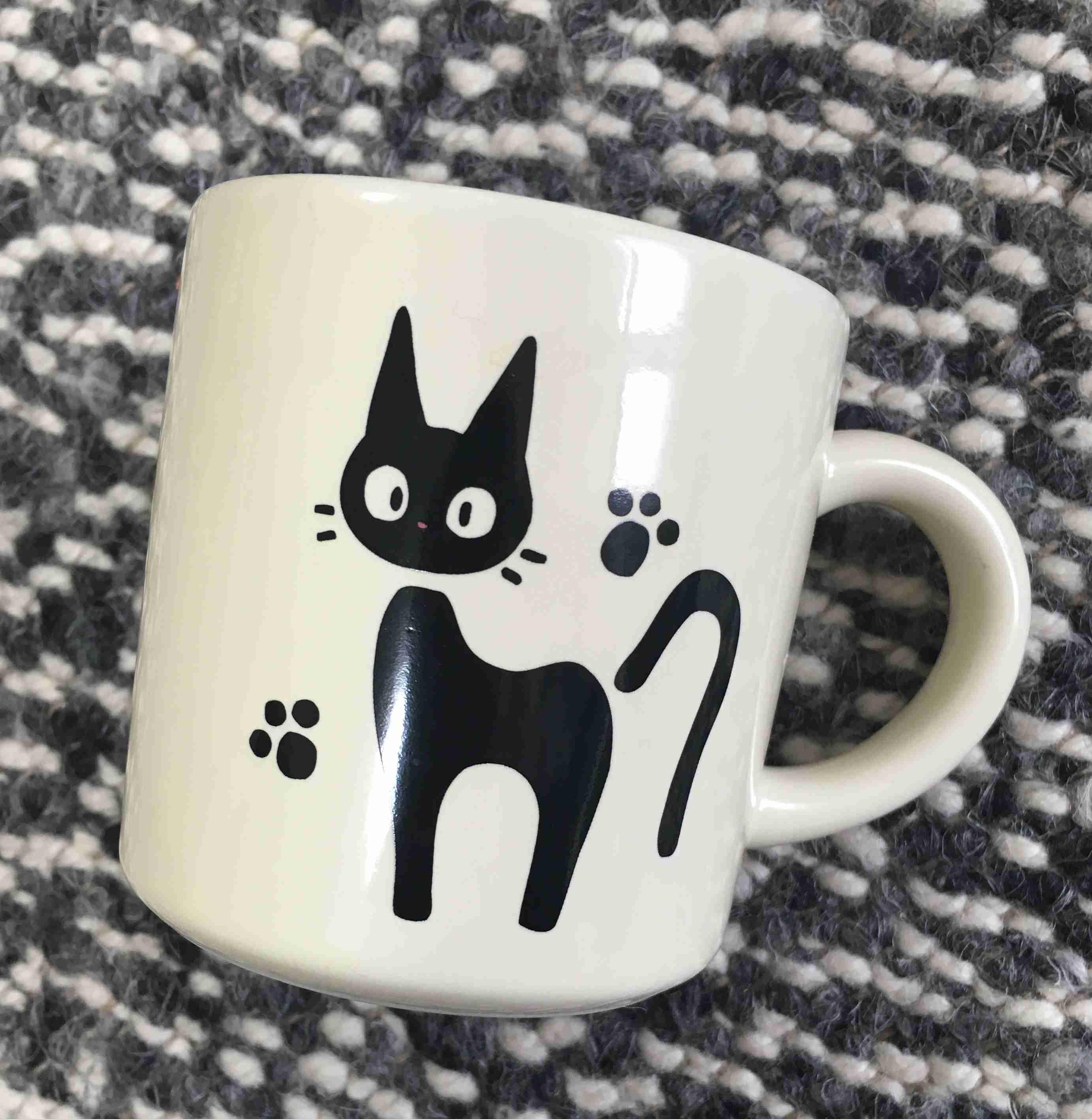 お気に入りのマグカップ