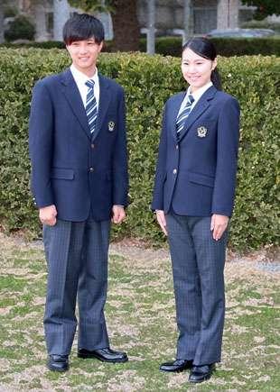 女子の制服にスラックスも 「固定観念から解放」平塚の中学校