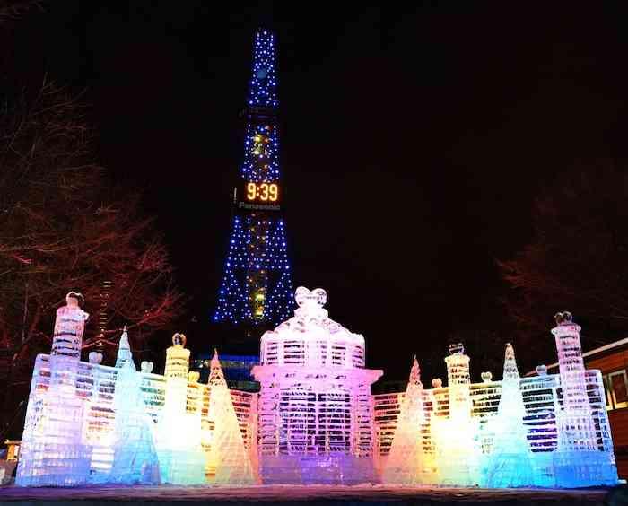 【画像】札幌雪まつりに行きたい