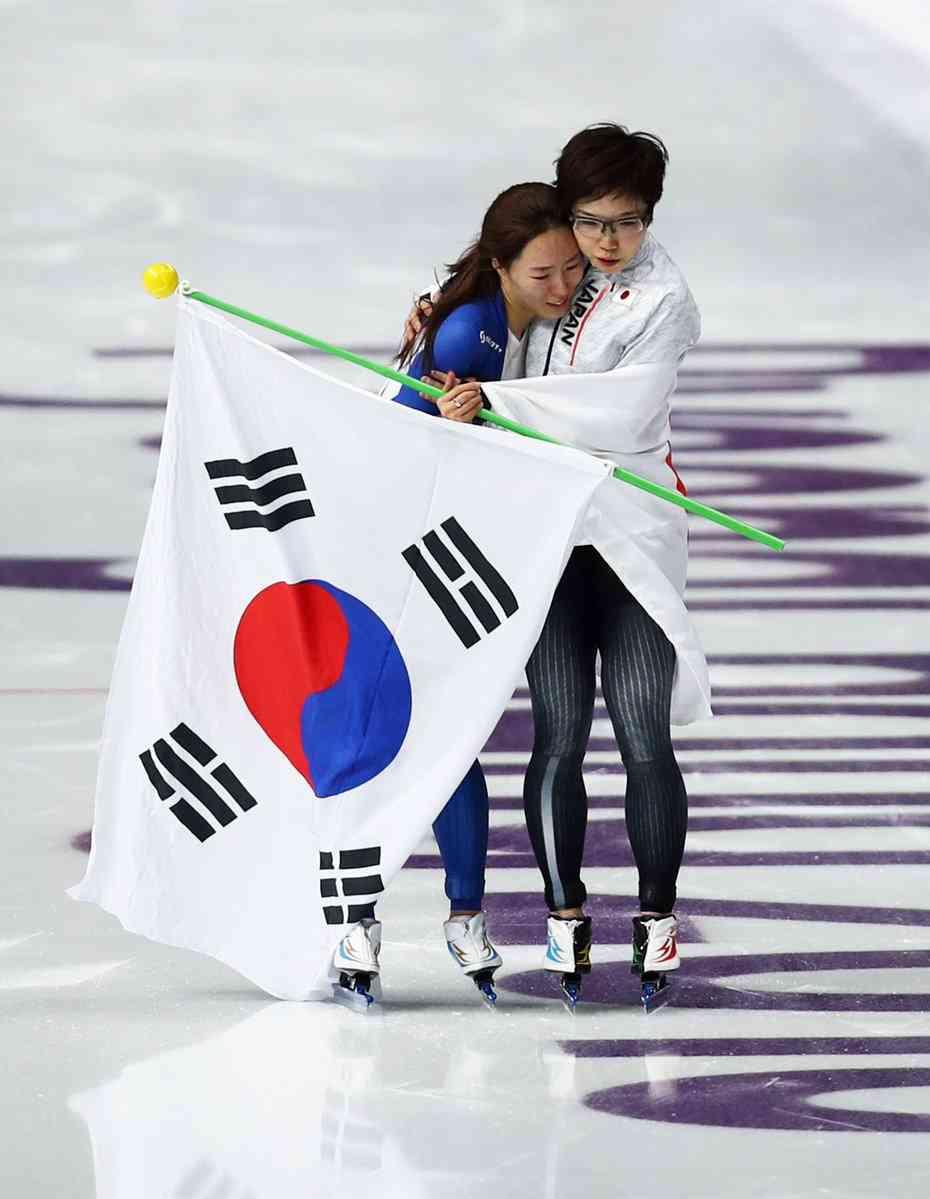 小平奈緒が金メダル オリンピック記録も更新