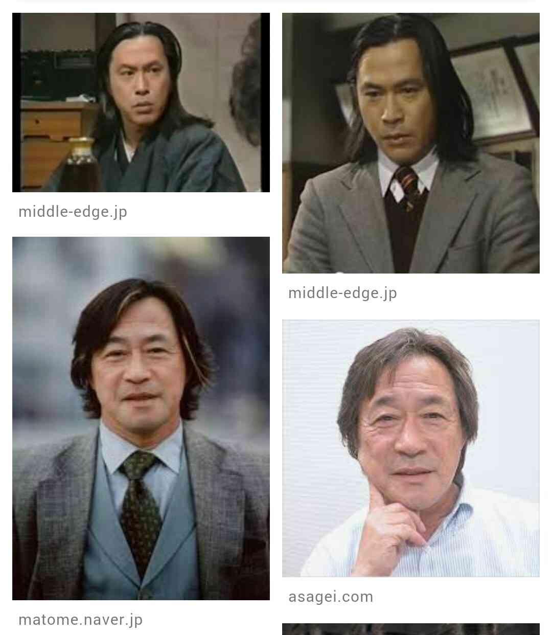 昔から髪型が変わらない芸能人