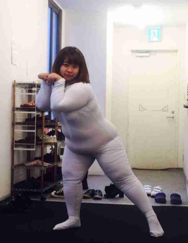 加藤綾子そっくり芸人、22kg減&ウエスト‐30cmのダイエットに成功
