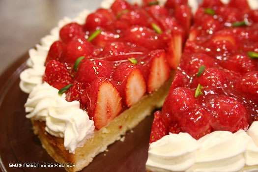 【画像】イチゴを使ったスイーツやお菓子