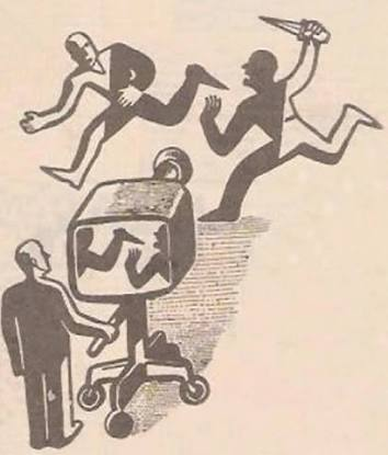 そろそろ色んな風刺画が見たい。